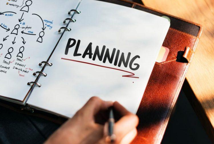 Zwakke punten sollicitatie - niet kunnen plannen