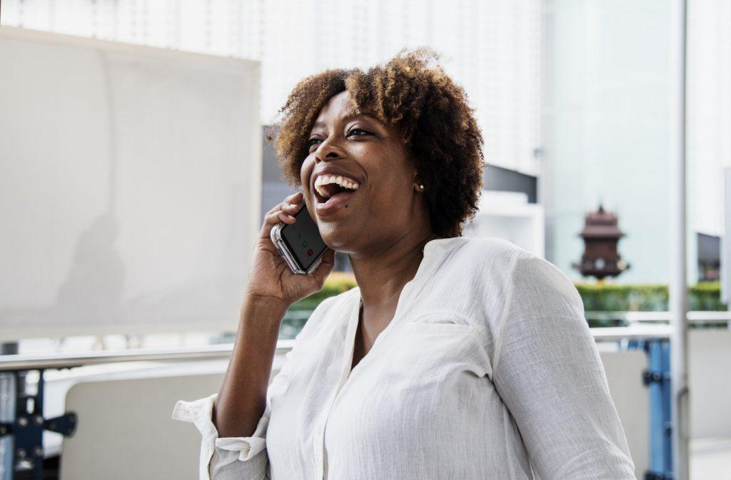 Bellen tijdens je sollicitatiegesprek