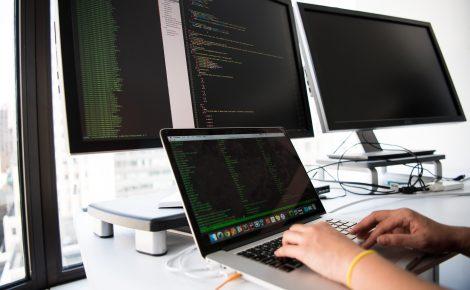 leren programmeren laptop