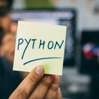 leren programmeren in Python