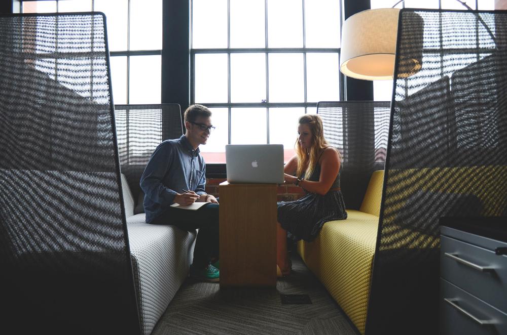 online-sollicitatiegesprek